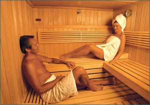 Sauna Weight Loss