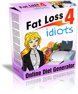 Fat Loss for Idiots