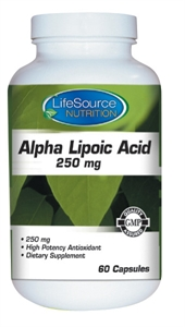 Alpha Lipoic Acid Weight Loss