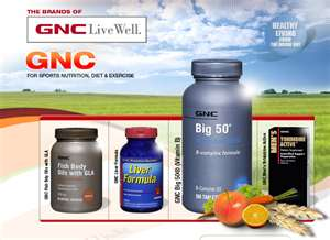 GNC weight loss