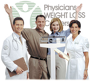 Physicians weight loss program
