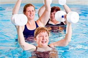 Water Exercise for Weight Loss