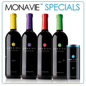 MonaVie Weight Loss